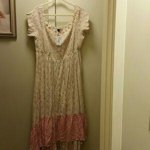 Torrid Hi Low dress